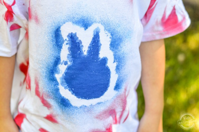 4th of July Tie-Dye T-Shirts3