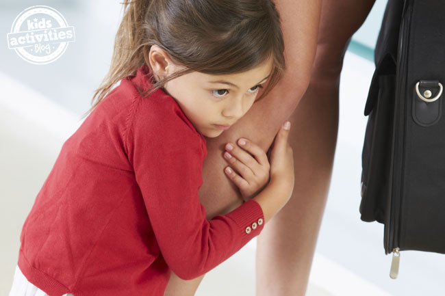 Tips to Help a Child With Separation Anxiety