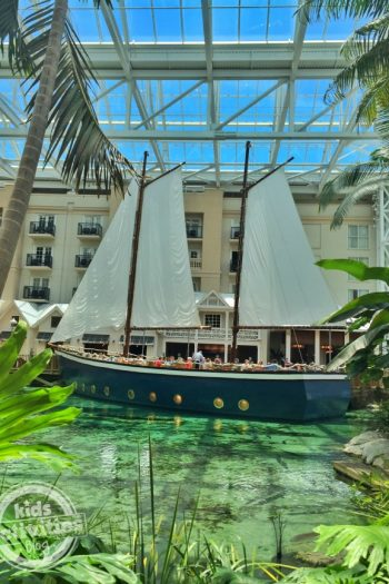 Gaylord Palms Pirate Ship