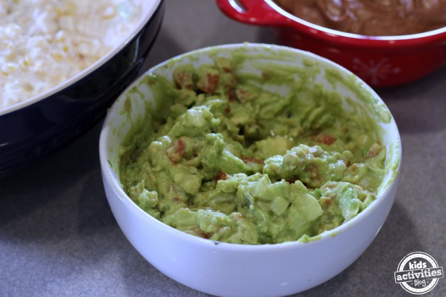 Holly's Easy Guac That You Can Live On a
