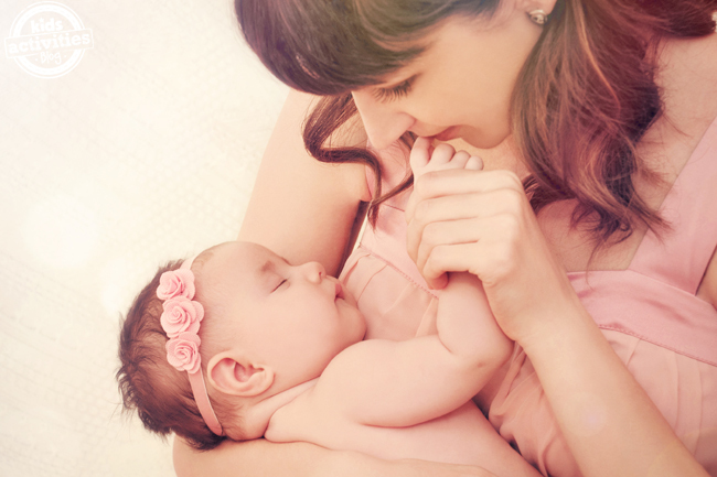 Dear Husband of New Mom