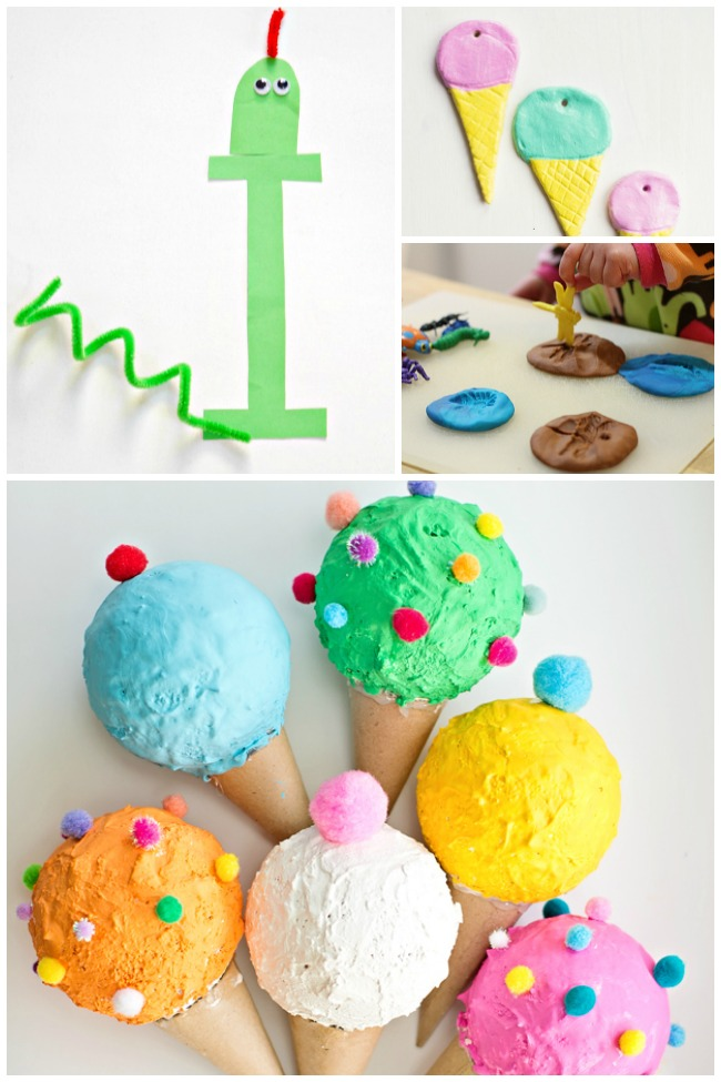 16 Incredible Letter I Crafts & Activities