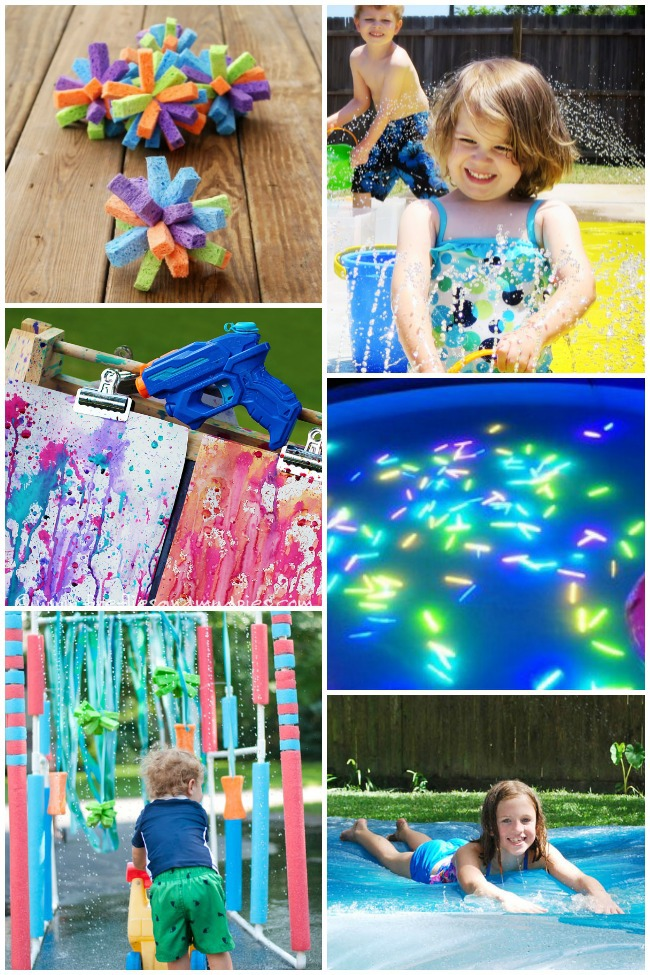 23 Ways to Play With Water This Summer