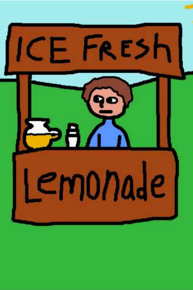the duck song lemonade stand