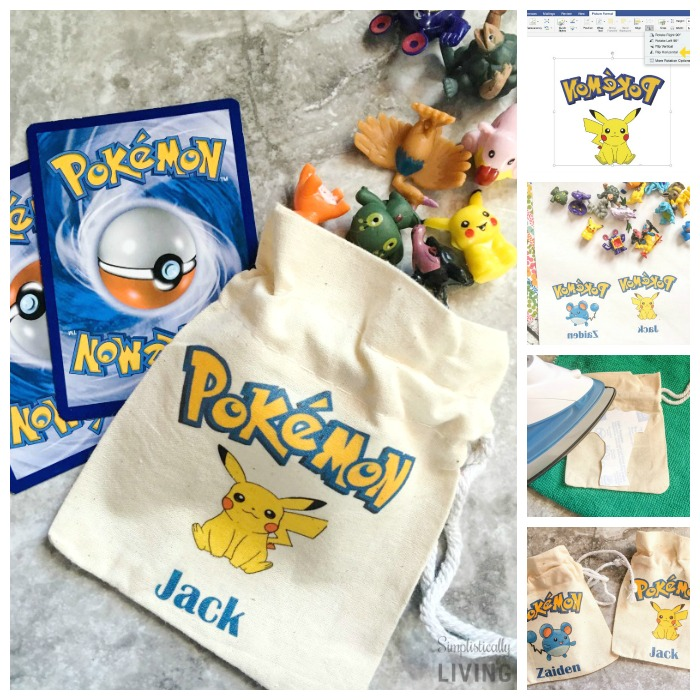 DIY-Custom-Pokemon-Party-Favor-Bags-Square-