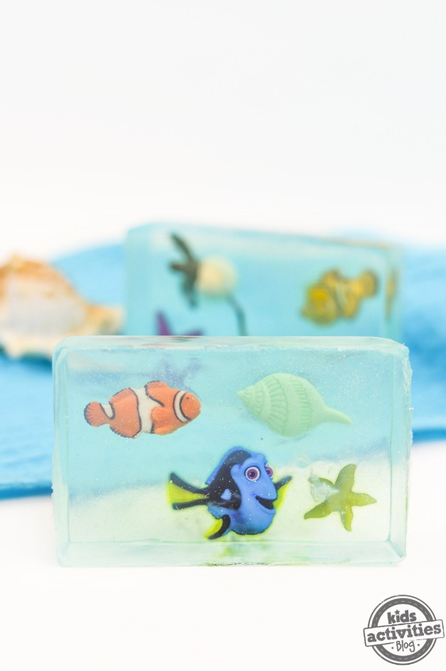Homemade Finding Dory Soap4
