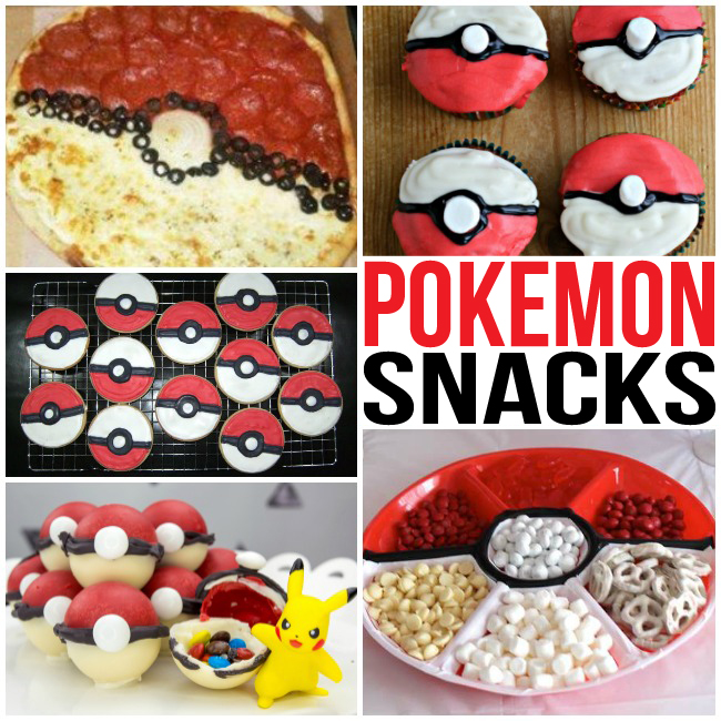 Pokemon Snacks