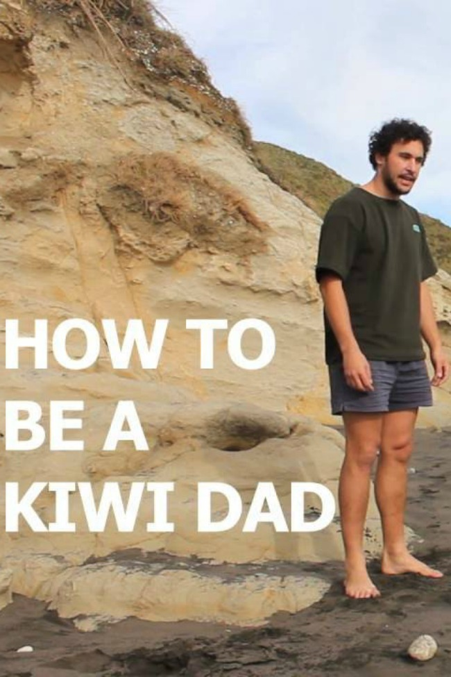 how to be a kiwi dad