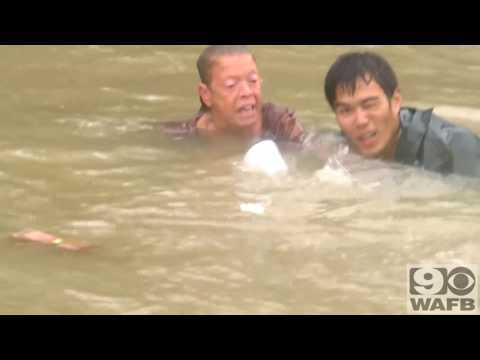 These Heroes Just Saved A Woman In The Most Dramatic Rescue I've Ever Seen!