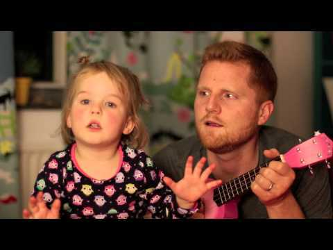 This Daddy And Daughter Singing 'Tonight You Belong To Me' Together Will Make Your Day!