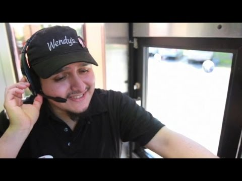 This Drive-Thru Worker Has The Best Voice You'll Ever Hear!