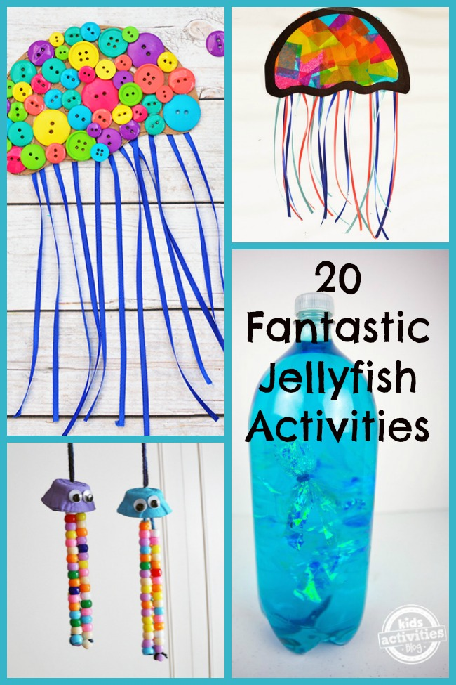20 Fantastic Jellyfish Activities for All Ages