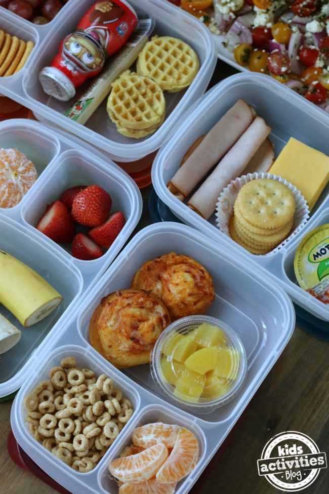 5 Easy Back to School Lunch Ideas for Picky Eaters