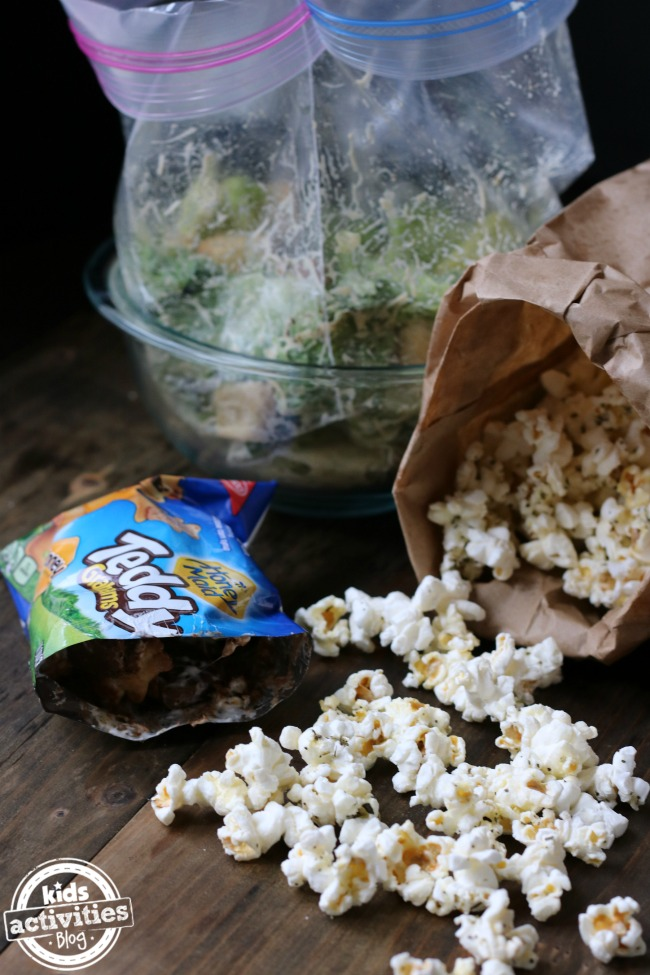 5 Comfort Food in a Bag Recipes