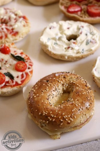 5 Delicious Bagel Recipes