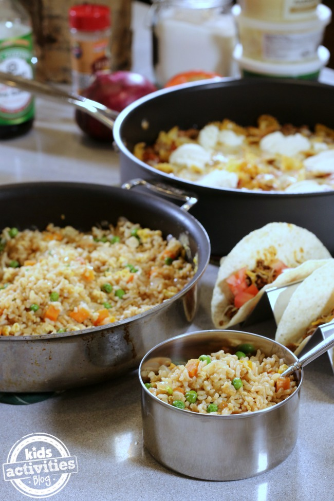 5 Easy Back to School Dinner Ideas that Kids Will Eat