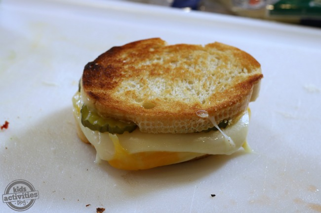 5 Super Cheesy Grilled Cheese Recipes