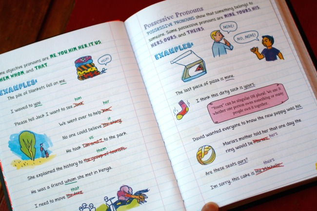 Everything You Need to Ace English in One Notebook