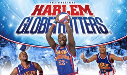 Harlem Globetrotters Coming To Dallas!