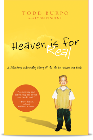 """""""Heaven Is For Real"""" Author Comes to Irving"""