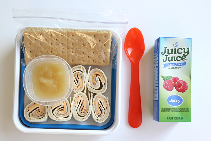 Simple & Easy Kid Lunch Ideas
