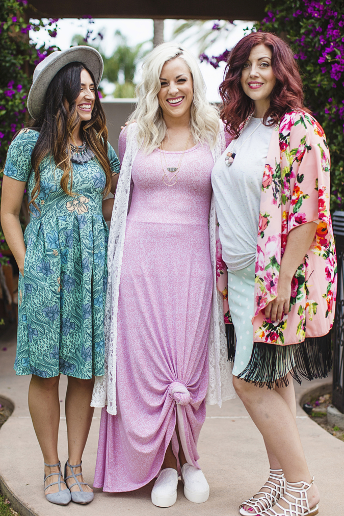 Thanks to LuLaRoe, your mom clothes are cool again. Let's be serious. We all love our mom clothes, even the ones that aren't exactly stylish. Why? Because they are practical and they are comfortable. And once you have little people running circles around you – practicality becomes way cooler than it used to be.