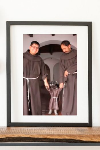 Newest monk in the monastery is a dog video - Kids activities Blog