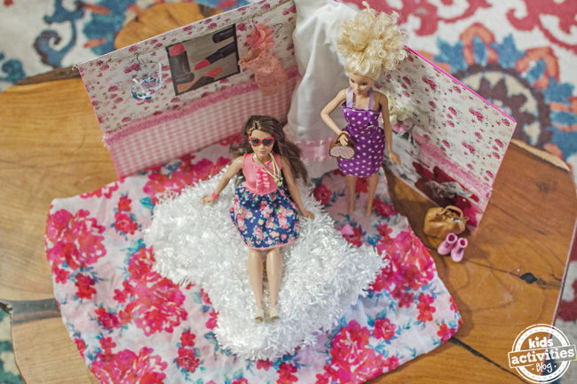 binder doll house 12