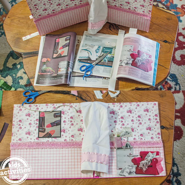 binder doll house 23