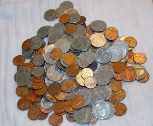 An-Activity-a-Day: Learning with Coins