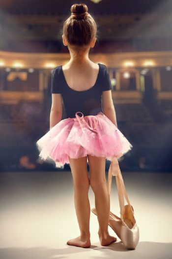 dance recital girl says no video - Kids Activities Blog