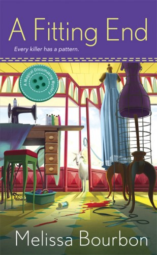 Bliss, Texas and A Magical Dressmaking Mystery series