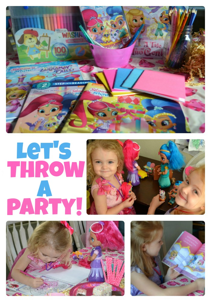 let us throw a party