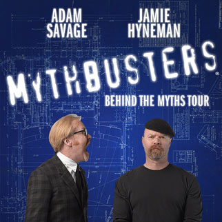 Mythbusters Coming To Texas