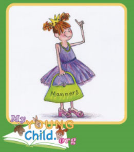 Character Building Books: My Young Child