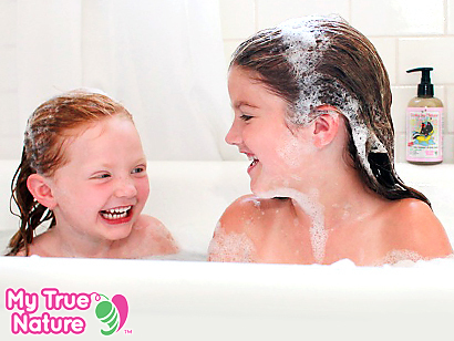Half Off Organic Bath Products for Kids!