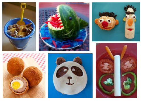 Quirky Kids Snacks: It's Playtime Link-up