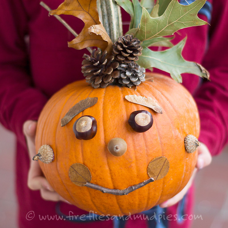no carve pumpkin