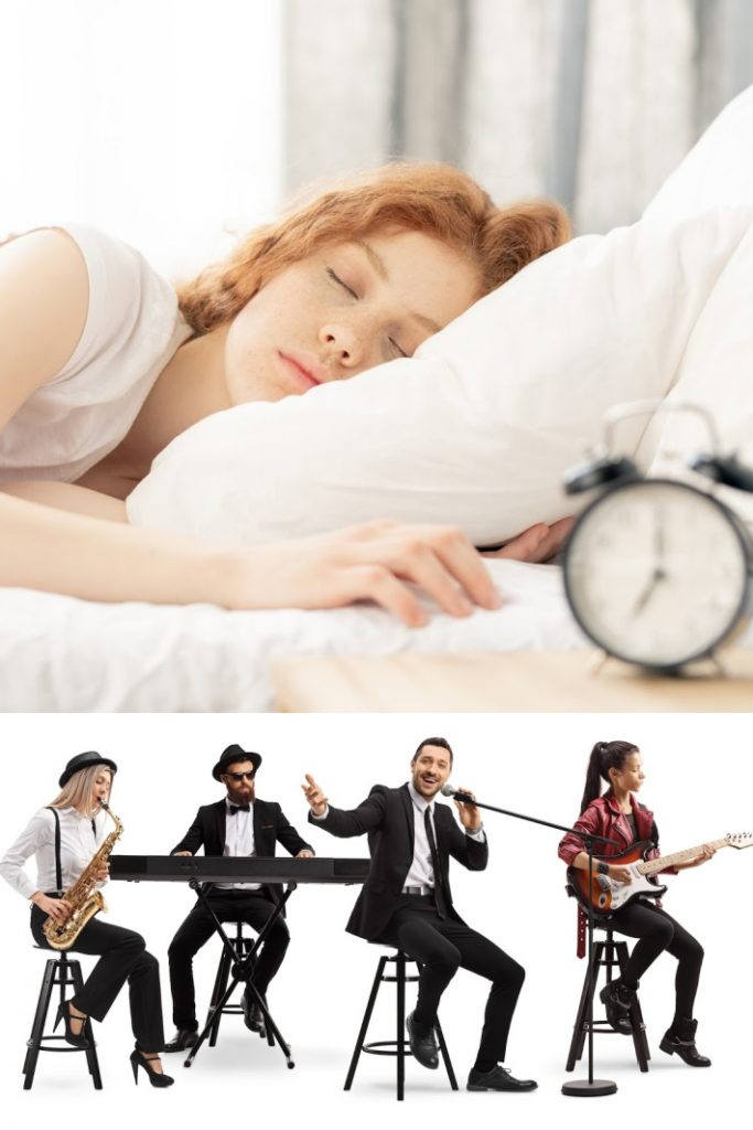 waking a teen with a jazz band video - Kids Activities Blog