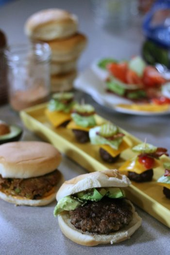5 Big & Juicy Burger Recipes