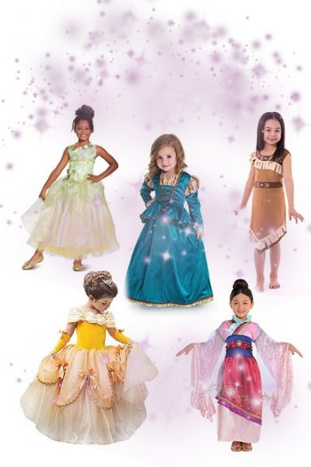 Princess Halloween Costumes For Kids That Are Just Too Cute