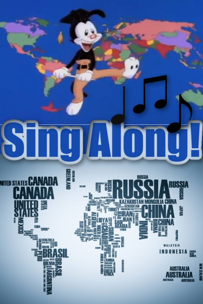 Sing along with Yakkos World geography song - Kids Activities Blog