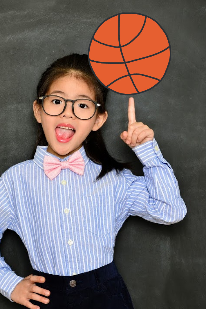 Cute Little Girl STEALS Ball From The Professor At Clinic [Video]