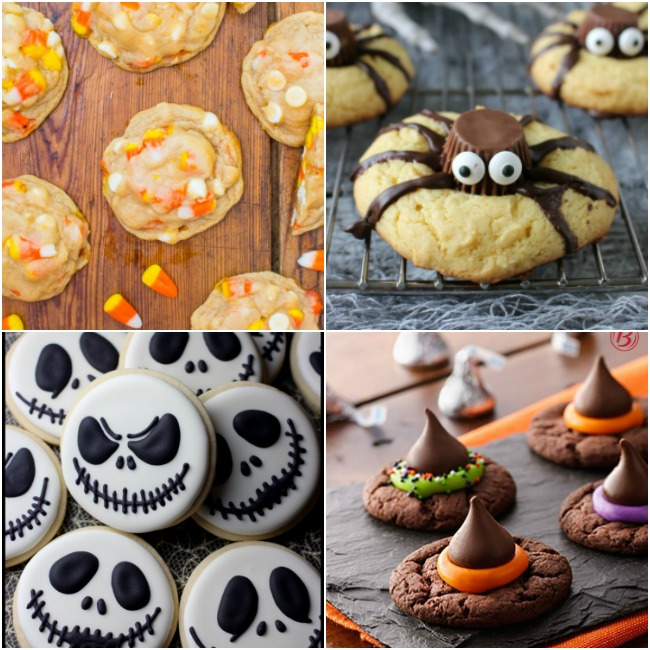 25 Halloween Cookies to Make for Your Little Monsters!