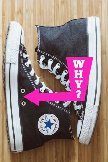 hidden secret uses video - converse sneakers - Kids Activities Blog