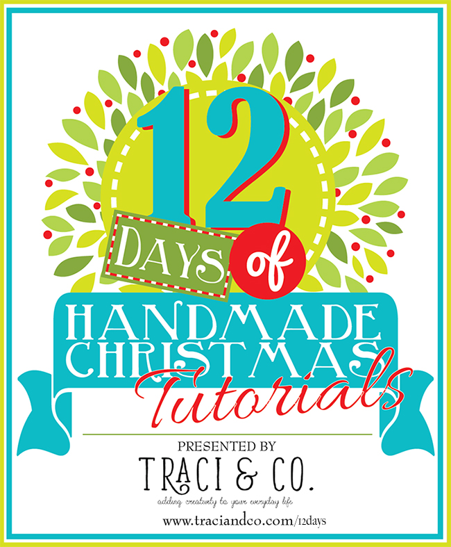 12 Days Handmade Christmas Tutorials Blog Hop