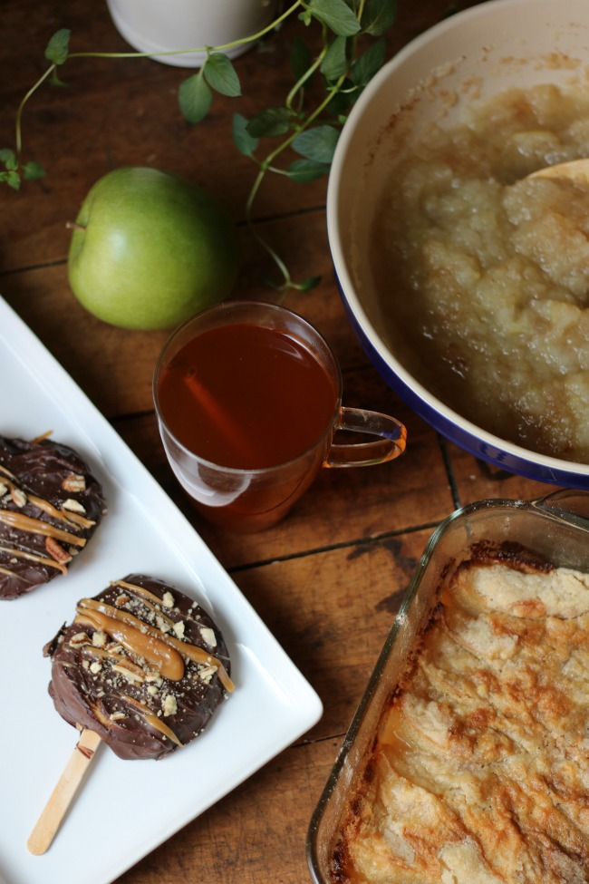 5 Easy and Quick Fall Apple Recipes