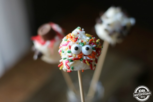 5 Halloween Treats for the Family!