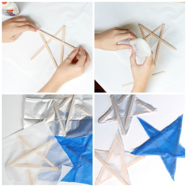 Dallas Cowboy Star Craft for Kids