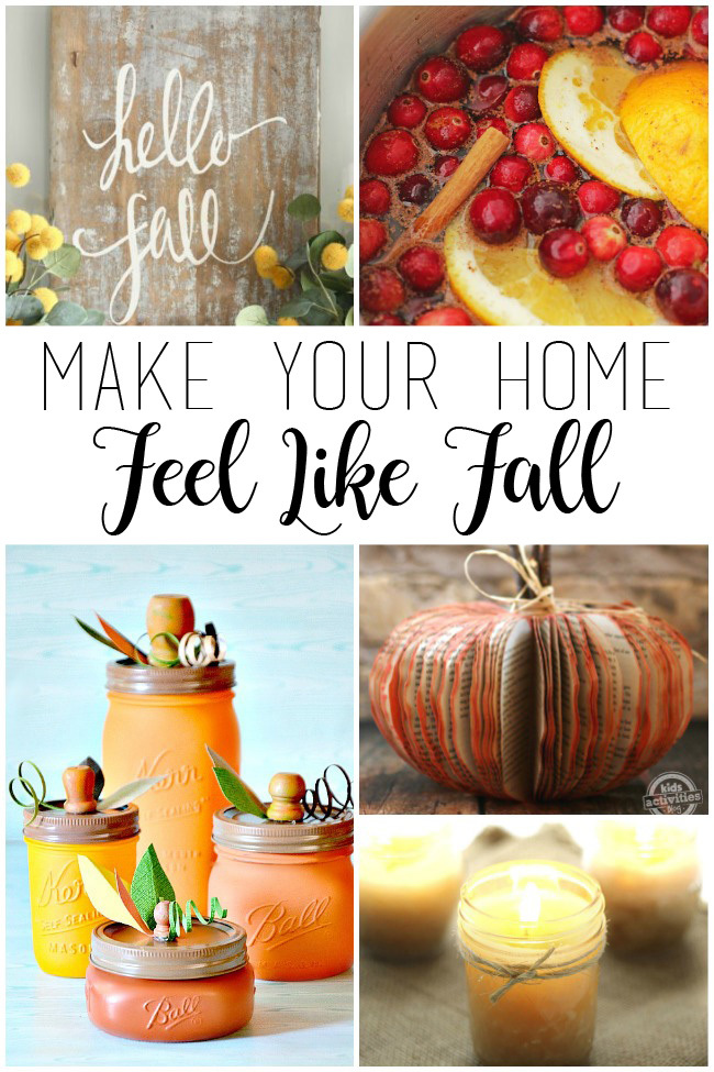 Ways to Make Your House Feel Like Fall
